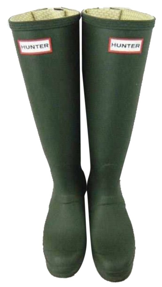 Hunter Wellington Hunter Green Boots. Get the must-have boots of this season! These Hunter Wellington Hunter Green Boots are a top 10 member favorite on Tradesy. Save on yours before they're sold out!
