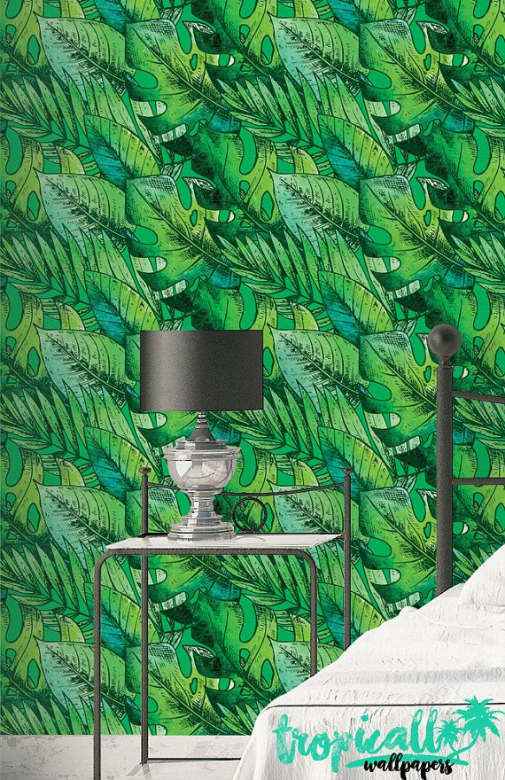 Tropical wallpaper from TropicAll is available in two versions; Self Adhesive Vinyl and Nonwoven Wallpaper. Both are easy to hang and easy to take off. All of our prints are designed to brighten up your walls! We recommend the Self Adhesive Vinyl for people that prefer peel and stick, no need to apply adhesive to the walls!  We recommend the Nonwoven Wallpaper for people that prefer a nice texture and walls that are not smooth! Both are really easy to install and remove in one piece, without…