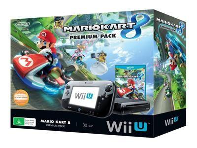Nintendo Wii U Mario Kart 8 Premium Pack fra Mpx. Om denne nettbutikken: http://nettbutikknytt.no/mpx/