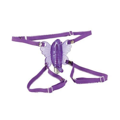 Waterproof Vibrating Multi Function Wireless Venus Butterfly - Purple - http://www.specialdaysgift.com/waterproof-vibrating-multi-function-wireless-venus-butterfly-purple/
