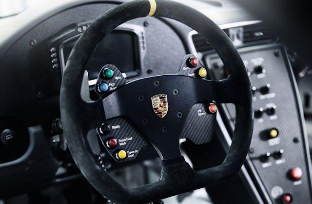 2018 Porsche 911 GT3 Cup Stir