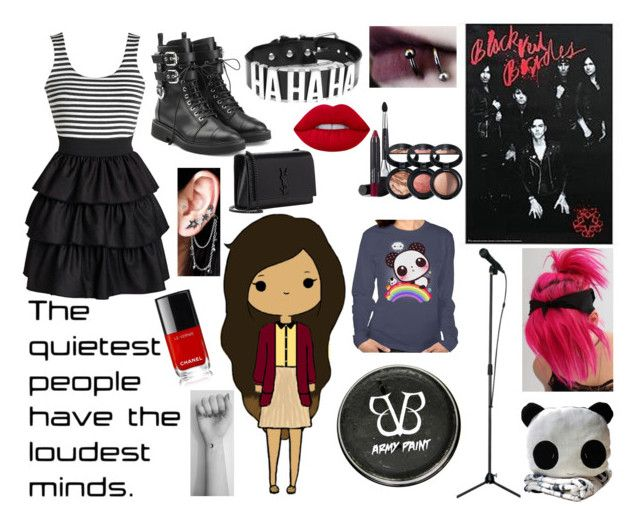 U0026quot;emo Night-outu0026quot; By Scream-0-em0 Liked On Polyvore ...