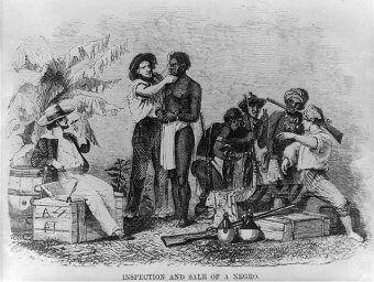 Negro slave sex life photo