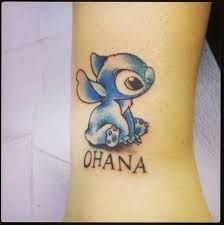 Stitch Tattoo Love This Im Gonna Get One With Lilo And My Friend Will XD