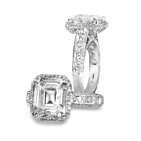 Bez Ambar ARCDT-300,  $7400  Love,  Genesis Diamonds  www.genesisdiamonds.net  #Bez Ambar #stunning #lovely