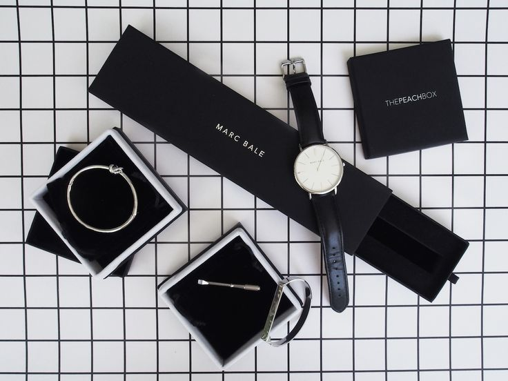 Marc Bale watch & ThePeachBox bangles by @thepeachbox