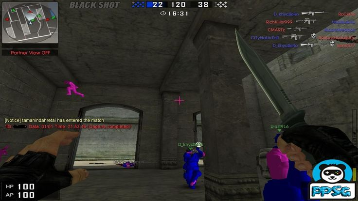 Blackshot Hack Aimbot Wallhack Download