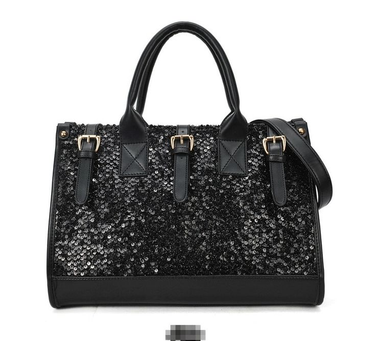 170.000 Material: puleather + Sequins PU features: soft surface Bag Feature: Zipper Handle Type: Single / double With strap Height: 26 cm Length: 37 cm Depth:  15 cm Weight: 590g