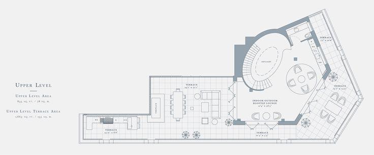 10 Madison Square West Penthouse Level 2 Architecture I