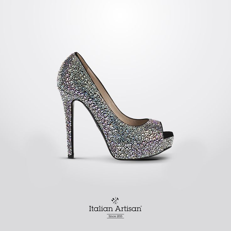 Delightfully feminine #sandal adorned with gorgeous #swarovski details.  The addition that will light up your #collection #SS16 #FW16  #highheels #womenshoes #womenstyle #madeinitaly #italianartisan