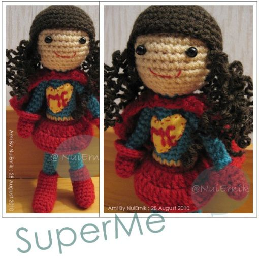 Amigurumi Hair Cap : Best images about amigurumi doll hair styles on