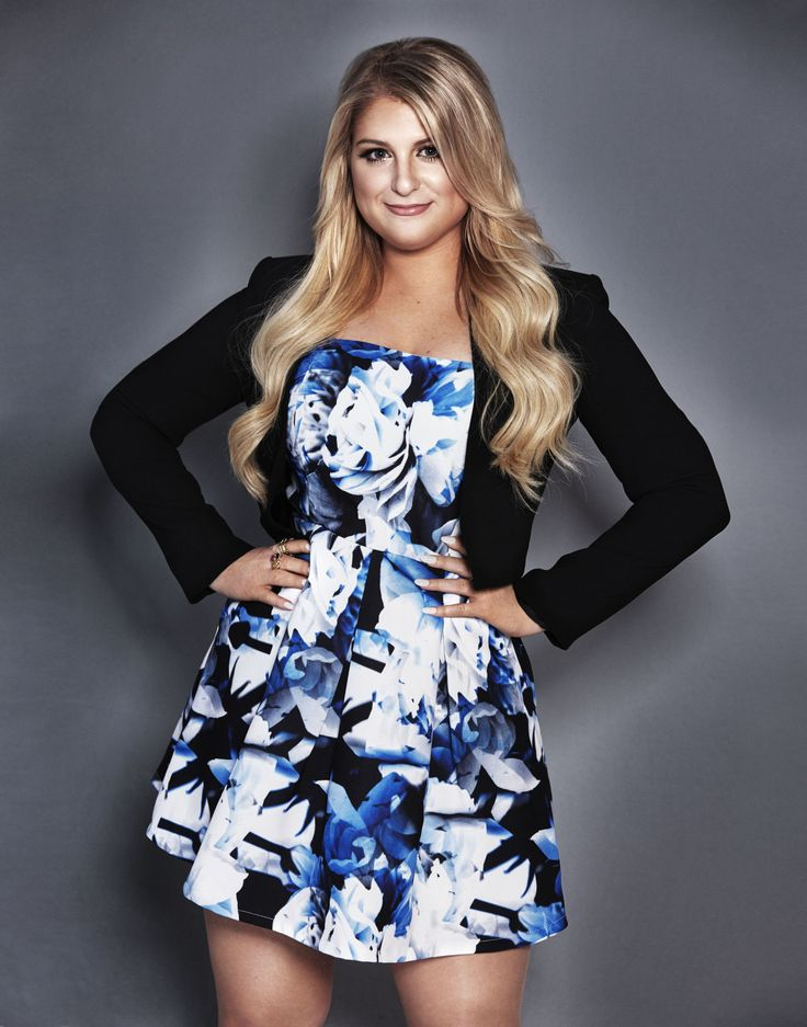 See what Meghan Trainor thinks of the term #plussize and get an exclusive first look at our #OwnYourCurves campaign from @elle!