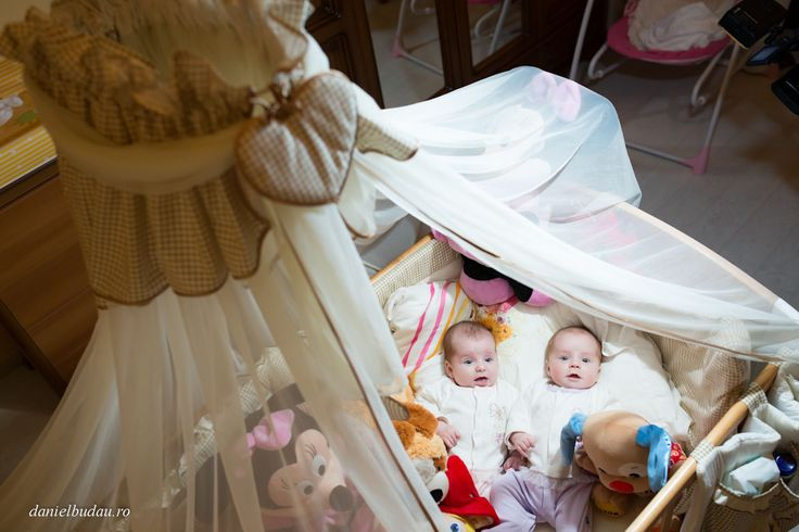 baby bed full of toys :)