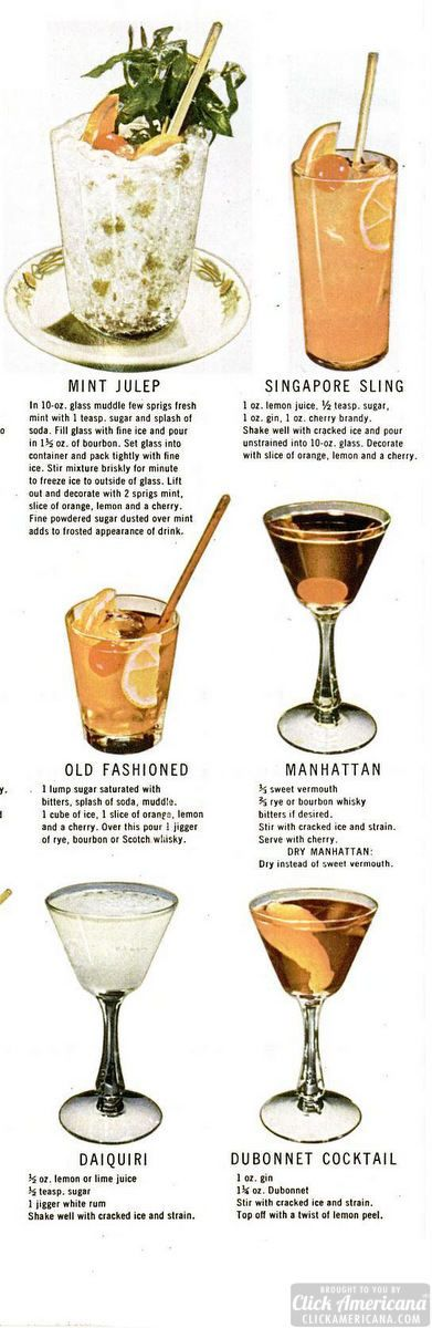 May 27, 1946 -how-to cocktails alcoholic drinks - life (1)