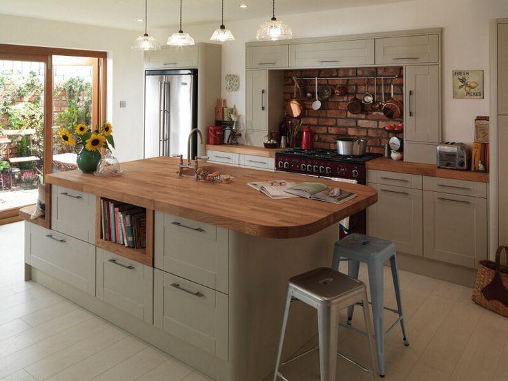 the 25+ best kitchen with peninsula design ideas on pinterest