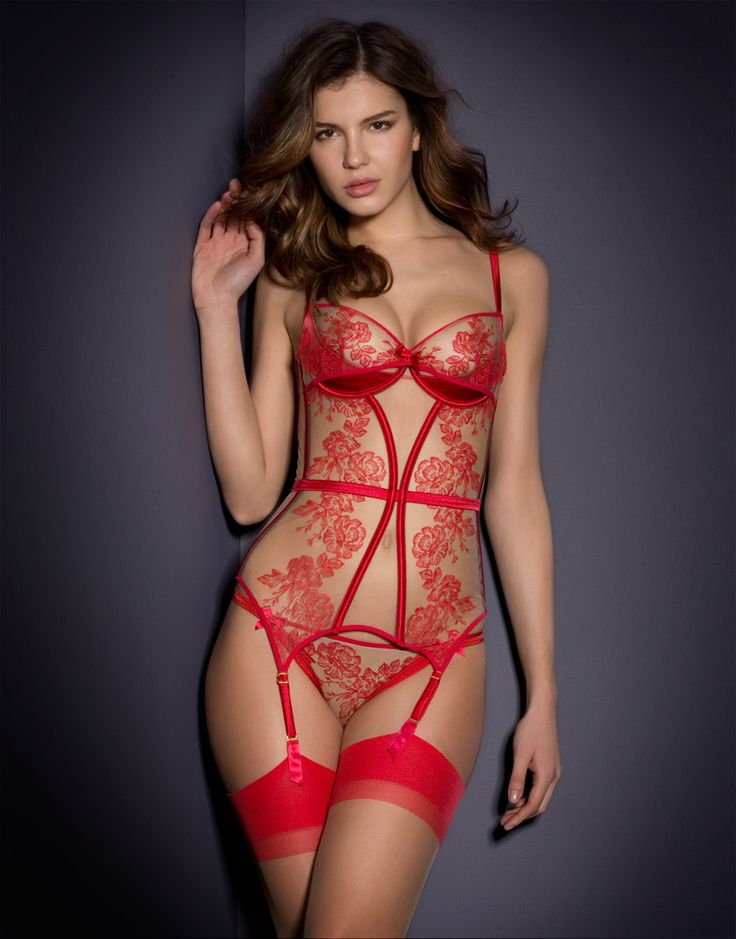 2014 Valentine's Day Shopping Guides: Lingerie for $500 & Above - http://www.thelingerieaddict.com/2014/01/2014-valentines-day-shopping-guides-lingerie-500.html