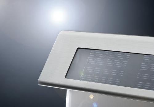 Solarne oświetlenie numeru domu IP44 $40