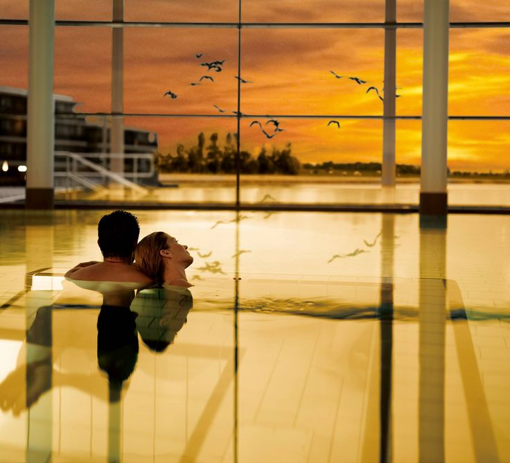 Sunset  © St. Martins Therme & Lodge