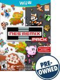NES Remix Pack - PRE-Owned - Nintendo Wii U, Multi