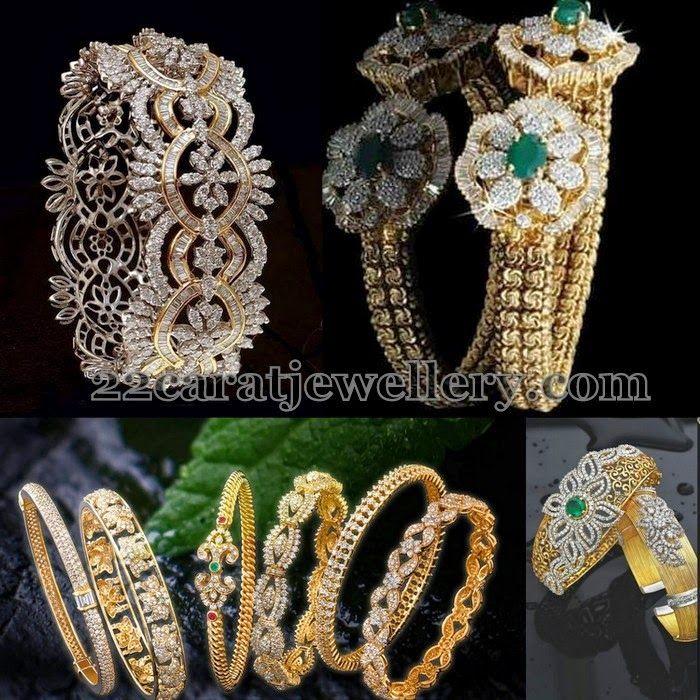 Diamond Kada and Bangles