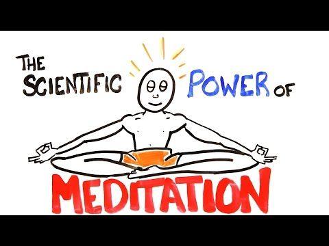 (Vídeo) El poder cientifico de la meditación