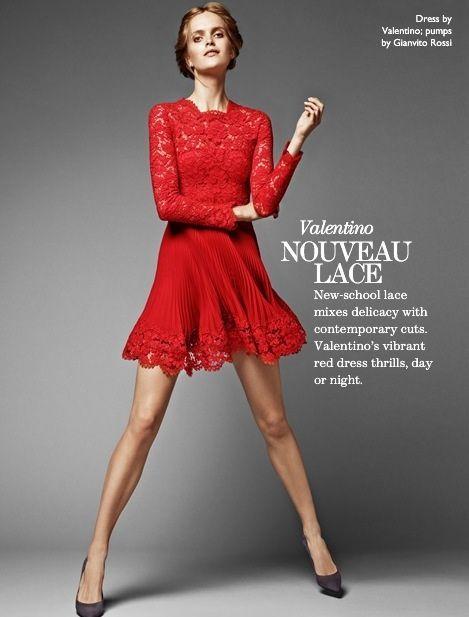 2013 Valentino Dress