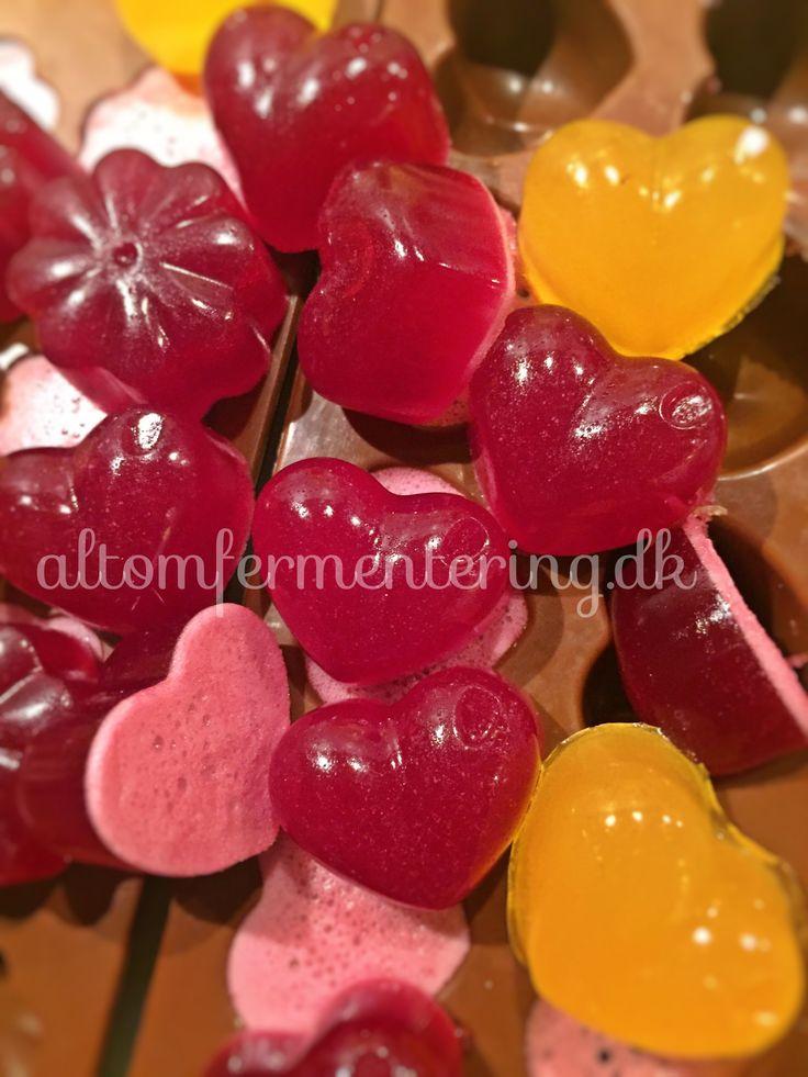Kombucha Vingummier med Hyld og Magnesium | ALT OM FERMENTERING – Fermentering på den nemme måde