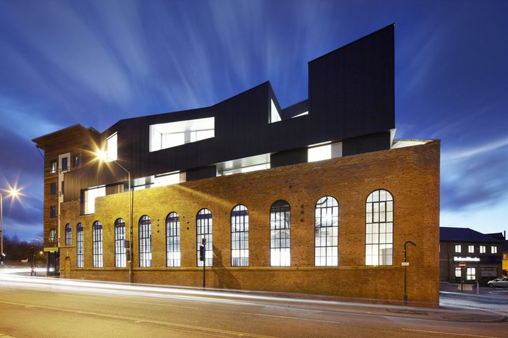 192 Shoreham Street | Project Orange | Archinect