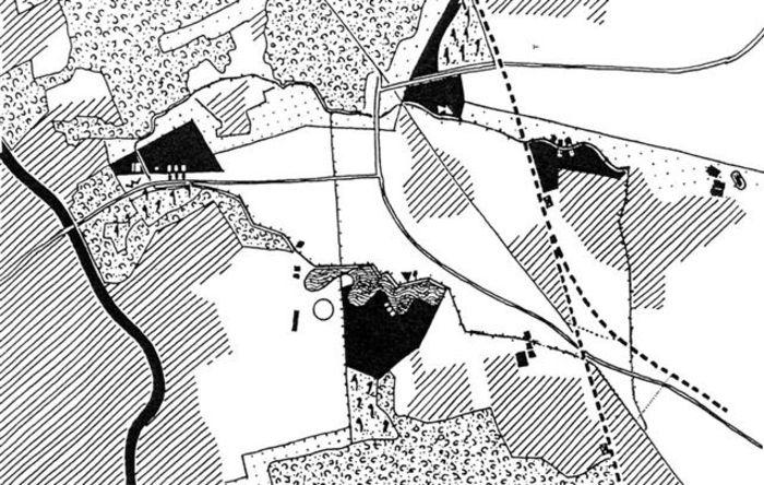 Ville Nouvelle Melun Senart - Masterplan 1987 - Rem Koolhaas