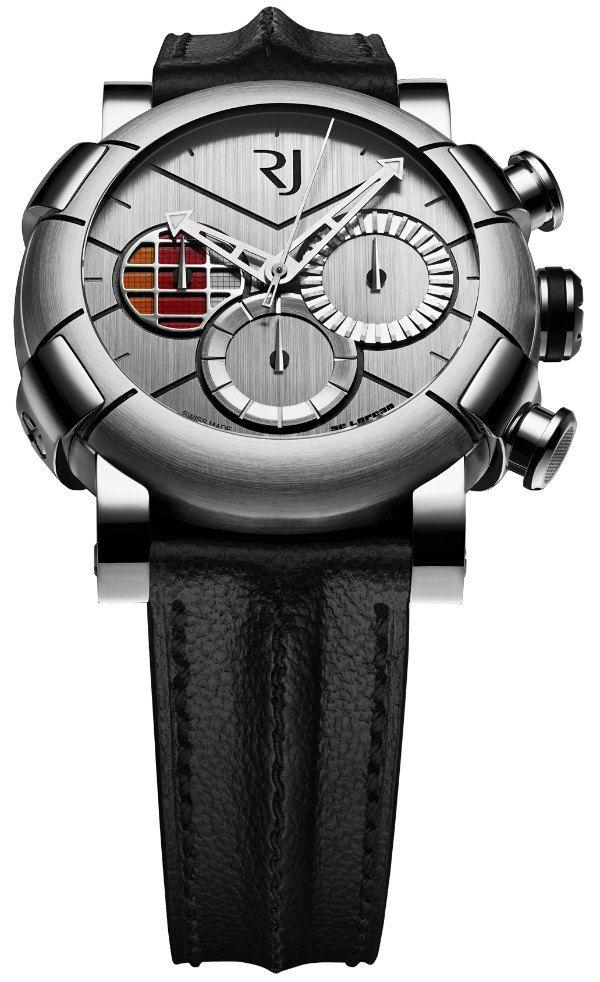 Romain Jerome DeLorean DNA Watch $15,900
