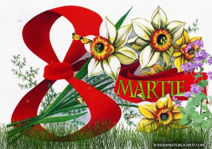 Imagini ,miscatoare,Gifuri,cu sclipici,stralucesc,blog,informatii,urari,mesaje,felicitari zi nastere: Felicitari 8 martie 8 martie cu flori gifuri