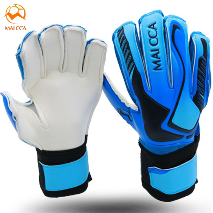 Get Best Price Newest Kids Football Gloves Latex Goalkeeper Gloves Soccer Goal Keeper Kit Goalie Training Gloves With Fingersaves Protection #Newest #Kids #Football #Gloves #Latex #Goalkeeper #Soccer #Goal #Keeper #Goalie #Training #With #Fingersaves #Protection