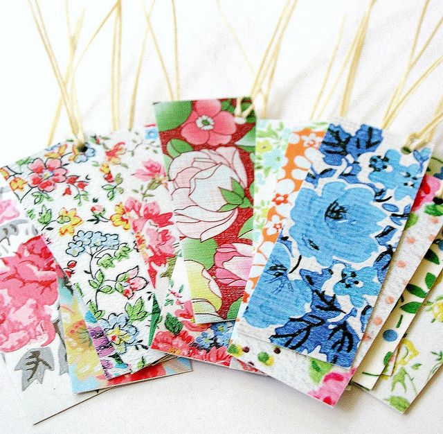 Lovely gift tags - so simple!