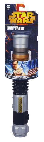 Star Wars Obi-Wan Kenobi Lightsaber Toy available from Walmart Canada. 13.92$
