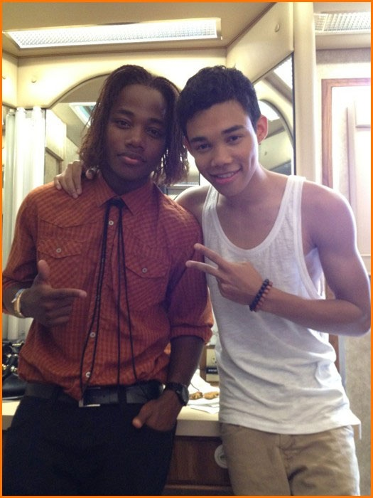 Leon Thomas And Roshon Fegan Will Collaborate On More Music