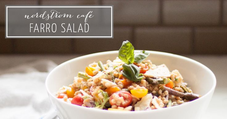 1000+ ideas about Nordstrom Cafe on Pinterest | Tomato ...