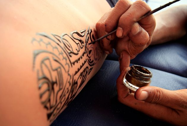 Temporary Tattoos Can Be as Cool as the Real Deal! - While semi-permanent tattoos are more myth than reality, the right type of temporary tattoos allows you to experiment with body art without any commitments.
