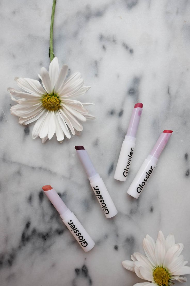 Glossier Lip Stain Review - The Stripe