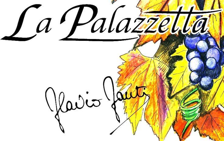 LA PALAZZETTA di Luca e Flavio Fanti - Montalcino loc. Castelnuovo dell'Abate (SI) - Logo Aziendale