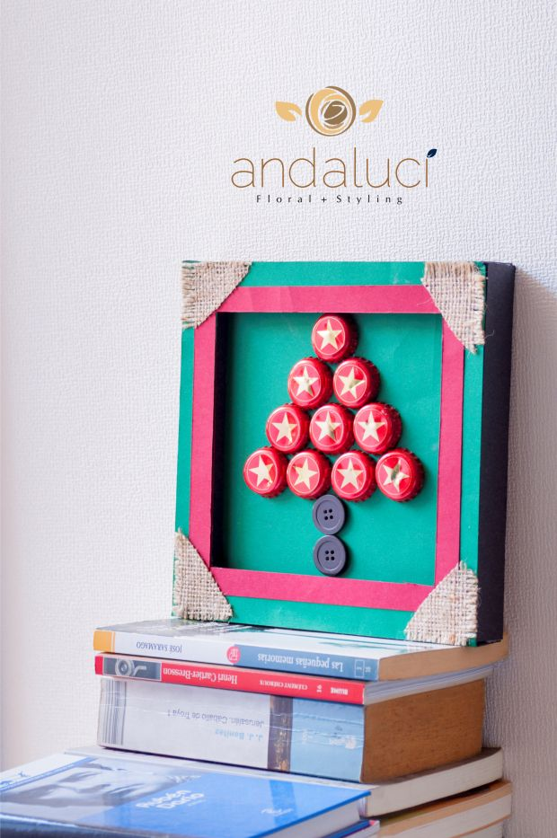DIY Reciclaje by Andaluci Floral
