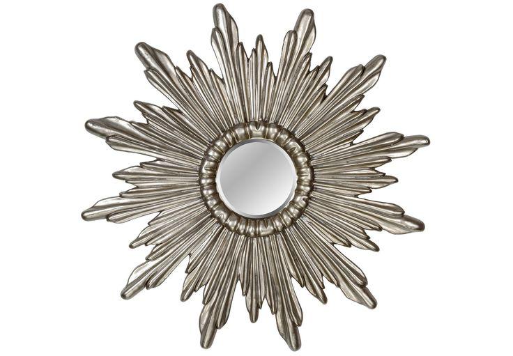 """Зеркало """"Ray Silver"""" (Зеркало """"Ray Silver"""") купить в интернет-магазине The Furnish"""