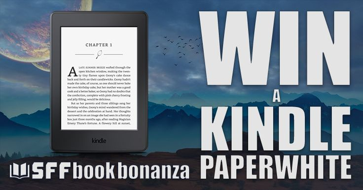 Kindle Paperwhite Giveaway – May 2017