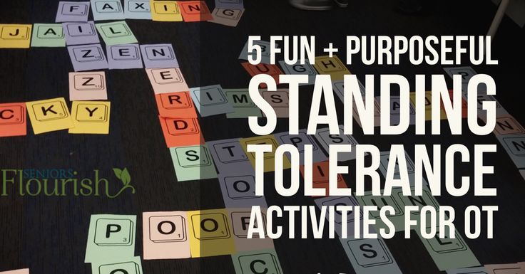 I am always looking to mix up my occupational therapy treatments for standing tolerance activities - especially when working in a nursing facility as we are seeing them typically 5 days a week (or more!). Occupation based ideas are always my go-to, but I love to use games as a means to: 1) work on OT goals, 2) be purposeful, ... Read More