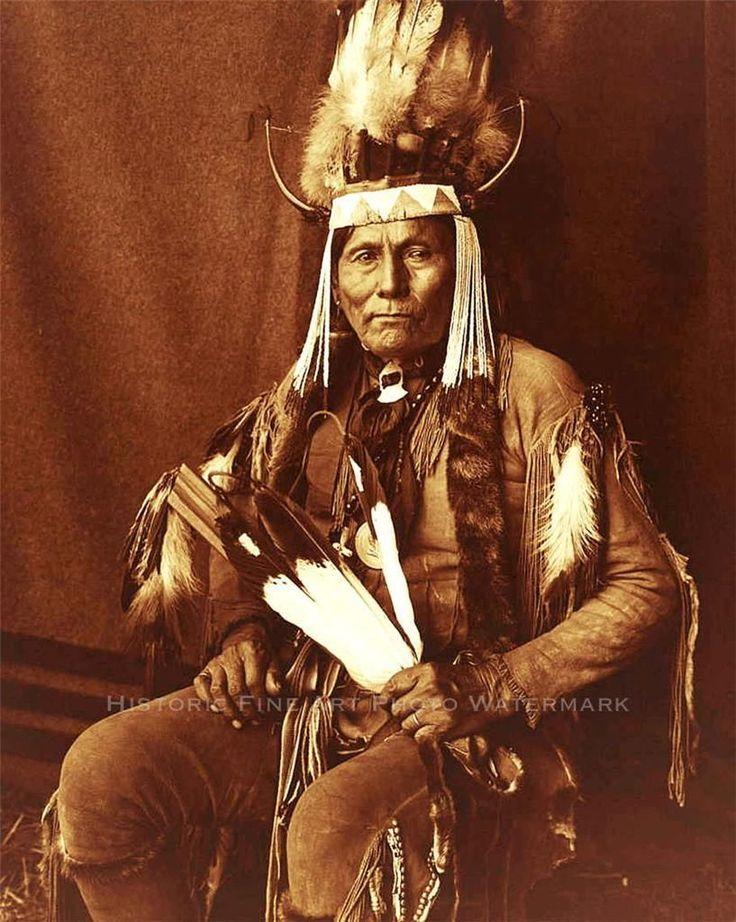 Apache indian art