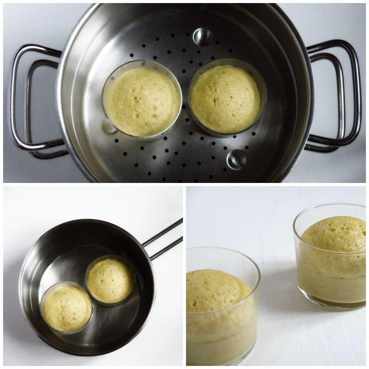 Pour une cuisson sans four classique ou à micro-onde, on pense à la casserole avec ou sans panier pour des gâteaux à la vapeur. Comment elles faisaient nos grands-mères sans four ?
