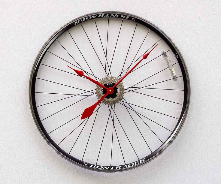 Bike Design Wall Clock : Best ideas about modern wall clocks on