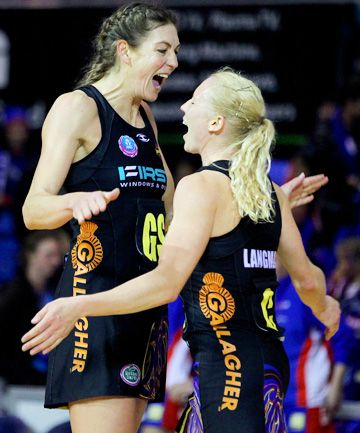Barring an absolute disaster tonight, the Waikato-Bay of Plenty Magic have once again achieved a spot in the trans-Tasman netball league playoffs.