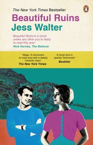 Beautiful Ruins by Jess Walter, http://www.amazon.co.uk/dp/067092265X/ref=cm_sw_r_pi_dp_otp7rb0M8QB7T