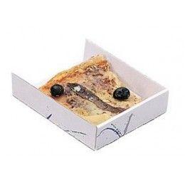 """PALA """"FAST FOOD"""" - DIVERSOS USOS, incluso para porciones de  pizzas. http://www.ilvo.es/es/product/pala-pizza-rectangular---15-x-12-x-35"""