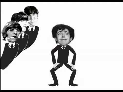 """Birthday"" by The Beatles FUNNY video -  http://BelovedAtmosphere.com/2013/10/proud-to-share-to-celebrate-40/"